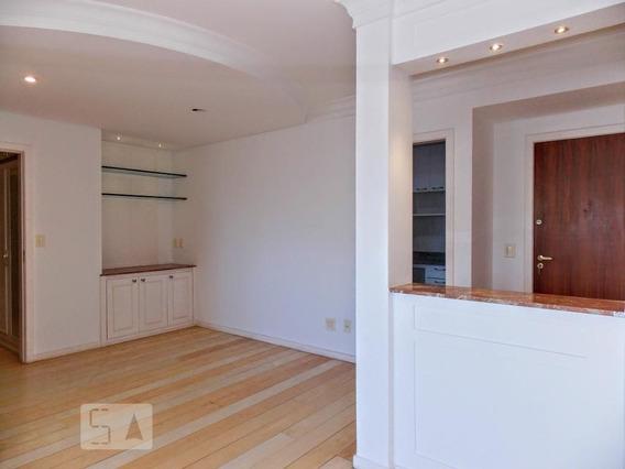 Apartamento No 3º Andar Com 3 Dormitórios E 2 Garagens - Id: 892987932 - 287932