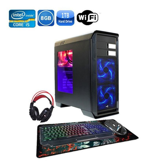 Pc Gamer Maximus I5 Geforce Gtx 650 Ti 2gb 8gb 1tb E Wi-fi