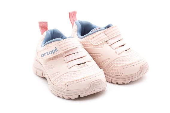 Tênis Ortopé Dna Flex 292090 Rosa Pastel
