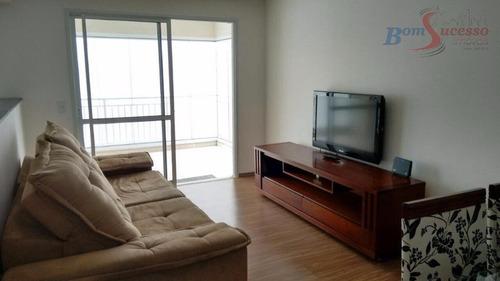 Imagem 1 de 29 de Apartamento À Venda, 110 M² Por R$ 850.000,00 - Mooca - São Paulo/sp - Ap0594