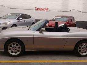 Fiat Barchetta 1.8 16v 1997 Gris Plata Taraborelli Palermo