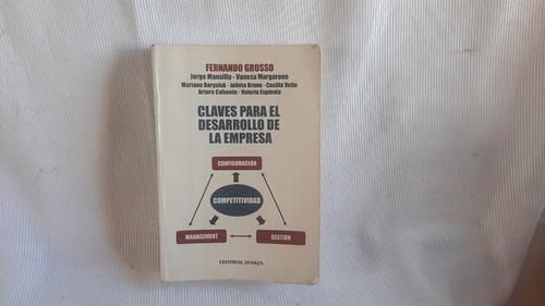 Claves Para El Desarrollo Fernando Grosso Dunken