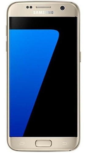 Celular Samsung Galaxy S7 32gb Dourado Usado Seminovo Bom
