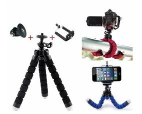 Mini Tripé Flexível P Celulares, Gopro, Câmeras Digitais-top