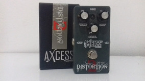 Pedal Giannini Axcess Distortion Ds-102