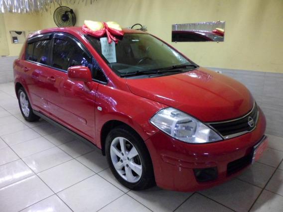 Nissan Tiida 1.8 Flex Completo 2013