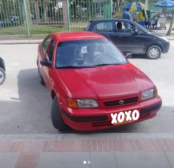 Toyota Tercel 4p