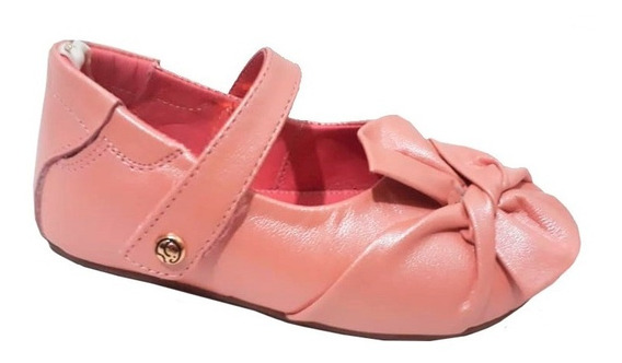 Sapatilha Infantil Feminina Glitter Blossom - Gambo