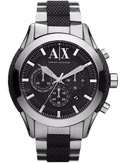 Relógio Armani Exchange Analógico Ax1214 Quartz Two Tone