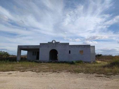 Casa En Preventa, En Merida Dentro De Hacienda San Jose Chakan