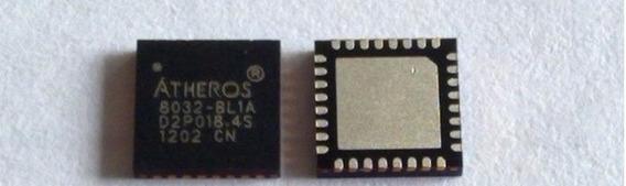 Lan Atheros Ar8032-b Ar8032 Qfn - Kit Com 10 Peças -