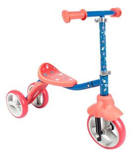 Patinete Triciclo Infantil 2 Em 1 Bibiciclo Bel Brink