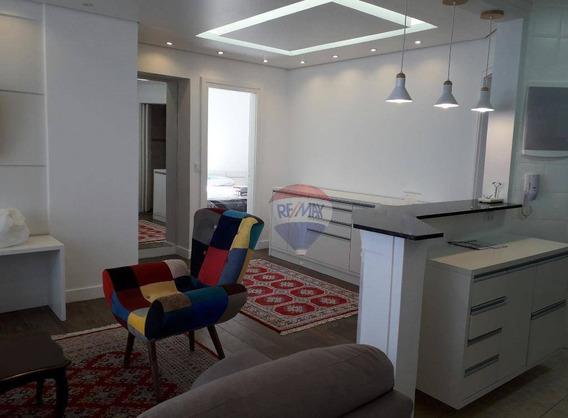 Apartamento Em Locação E Aluguel, São Bernardo Do Campo, Centro Nova Petrópolis, Dois Dormitórios Suíte,duas Vagas,mobiliado Utensílios Domésticos - Ap3802