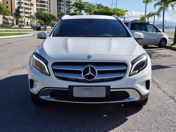 Mercedes Gla Advance 2016 (aceito Troca De Meu Interesse)