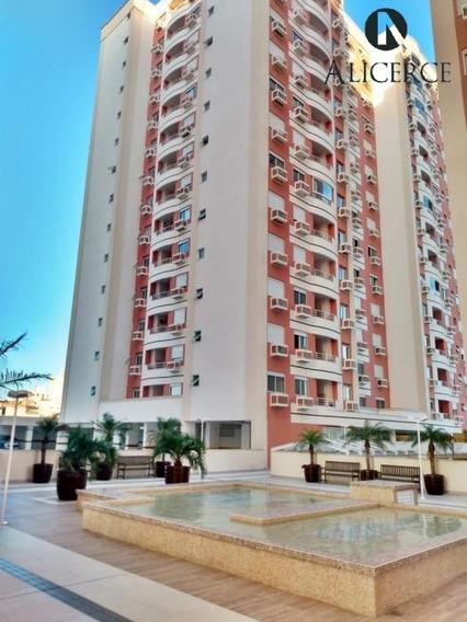 Apartamento Pronto Para Morar Em Barreiros, 2 Quartos Sendo 1 Suíte! - 1339