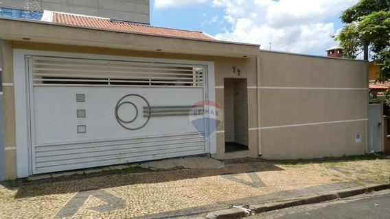 Espaçosa Casa, 4 Quartos No Jardim Bela Vista Em Americana - Ca0347