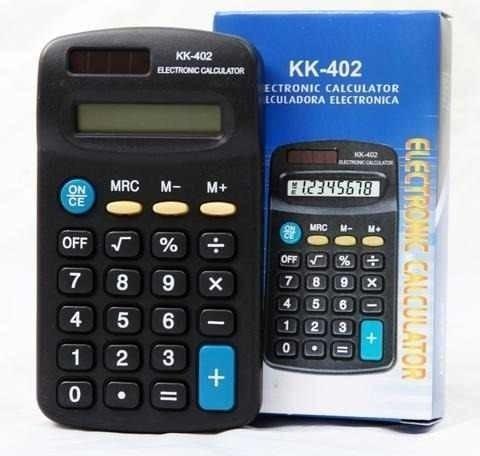 Calculadora Mini De Bolsillo Kenko Kk 402 Ituzaingo