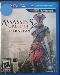 Assassins Creed 3 Liberation Ps Vita Infinity Games