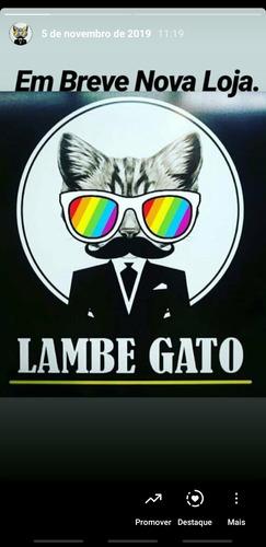 Franquia Barbearia Lambe Gato Hinode