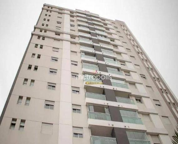 Apartamento Com 2 Dormitórios Para Alugar, 75 M² /mês - Barcelona - São Caetano Do Sul/sp - Ap4175