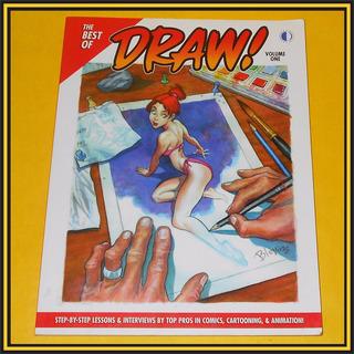 Ccc21 Aprenda A Dibujar Comics The Best Of Draw Vol. 1