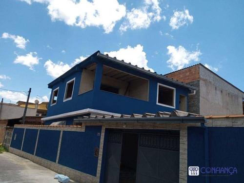 Imagem 1 de 11 de Sobrado Com 2 Dormitórios À Venda, 72 M² Por R$ 100.000,00 - Campo Grande - Rio De Janeiro/rj - So0018