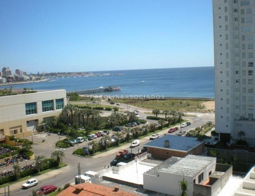 Alquiler Temporario De Apartamento 3 Dormitorios En Season Tower, Punta Del Este-ref:280