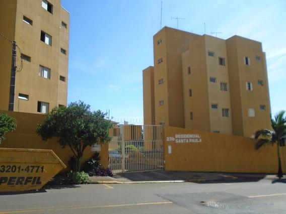 Apartamento - 2 Quartos - Santa Paula - 6197
