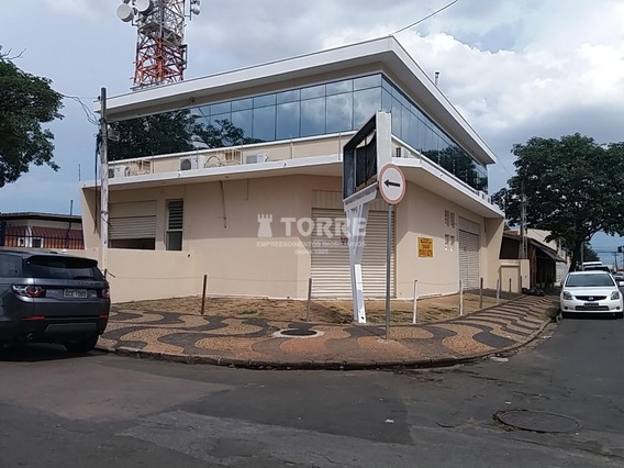 Salão Á Venda E Para Aluguel Em Jardim Chapadão - Sl003206