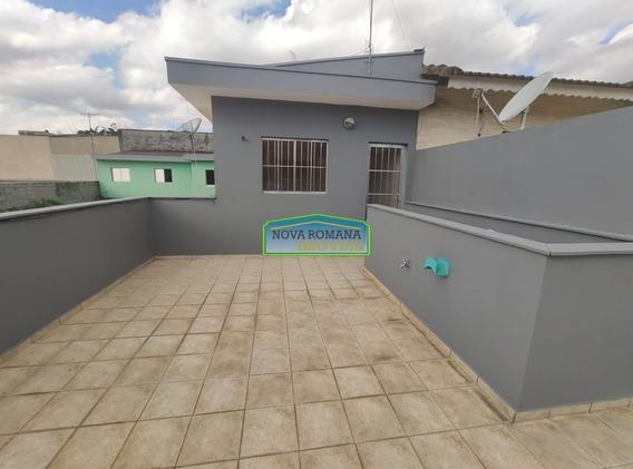 Casa Com 1 Quartos Para Alugar No Vila Ayrosa Em São Paulo/sp - 5021