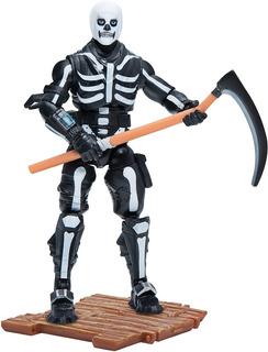 Fortnite Skull Trooper Figura Articulada De Coleccion 10cm