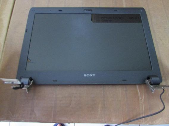 Tela Completa Notebook Sony Vaio Pcg - 31211w