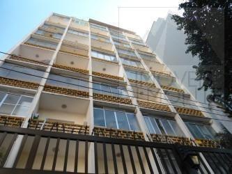 Kitnet Para Venda Em São Paulo, Santa Cecília, 1 Dormitório, 1 Banheiro - 463