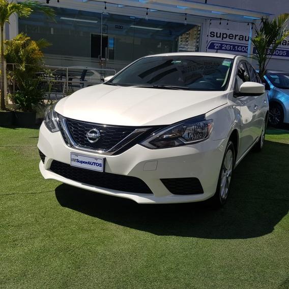 Nissan Sentra B17 2018 $12500