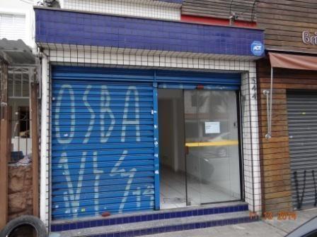 Salão Para Alugar, 120 M² Por R$ 3.800/mês - Tatuapé - São Paulo/sp - Sl0554