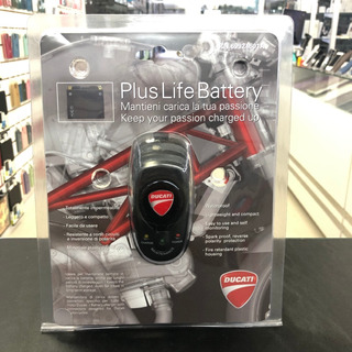 Mantenedor De Bateria Ducati Plus Life Battery