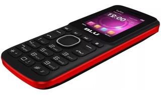 Celular Blu A100 Com Entrada P/ Antena Rural Promocao Barato