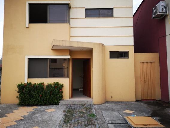 Alquiler Casa Fuentes Del Rio Km 9 Samborondon