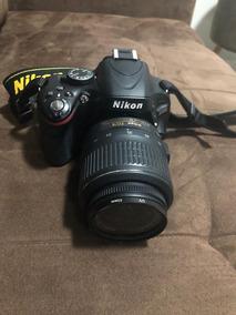 Camera Nikon Dx D5100 Camera Semiprofissional