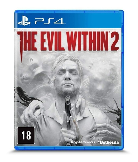 Jogo The Evil Within 2 Ps4 Português Mídia Física Lacrado