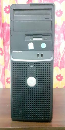 Desktop Servidor Dell Sc440 Funcionando(3 Memória De 512mb)