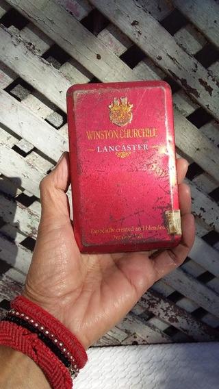 Lata De Cigarrillos,winston Churchill