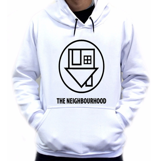 Blusa Blusão Moletom Banda The Neighbourhood Ndhb