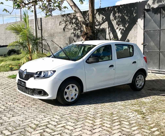 Renault Sandero 2020 1.0 12v Authentique Sce 5p
