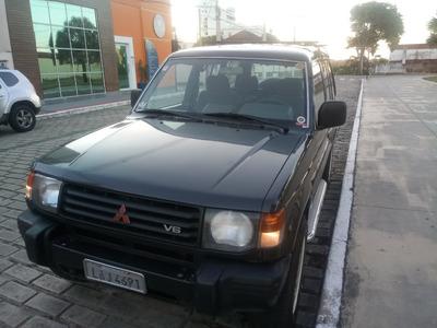 Mitsubishi Pajero Glx Único Dono Excelente Estado 6cc Raro