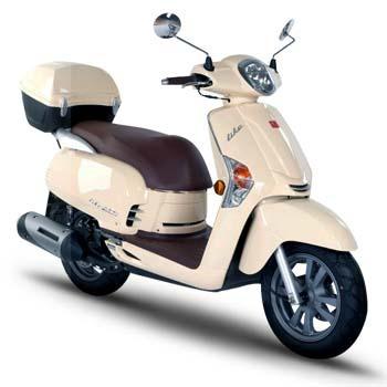 Kymco Like 125 Scooter Año 2018 0 Km 999 Motos