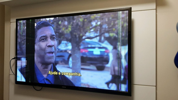 Tv Samsung Plasma 60 Polegadas - Modelo: Pl60f5000