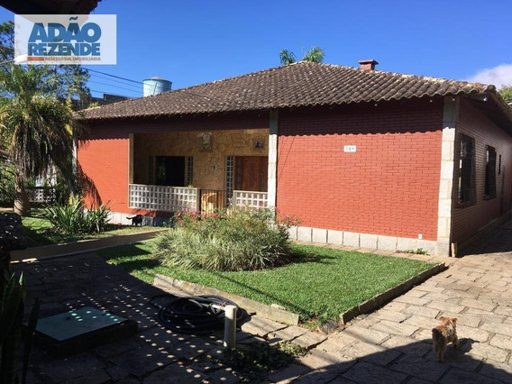 Casa Com 4 Dormitórios À Venda, 215 M² Teresópolis/rj - Ca1119