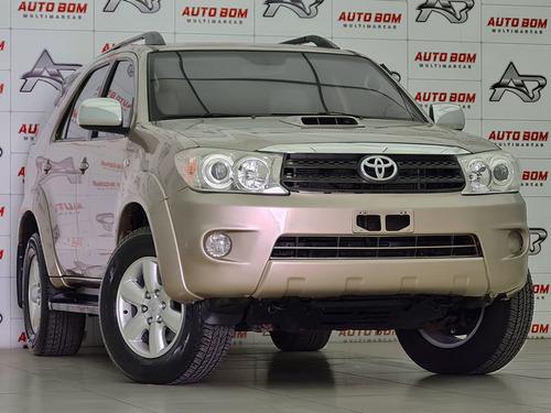 Imagem 1 de 15 de Toyota Sw4 Srv 3.0 D4-d 4x4 Diesel Muito Nova! 2009/2010