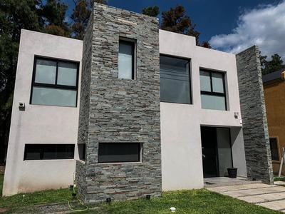 Casa A Estrenar En Complejo Privado:2 Plantas, 3 Dormitorios